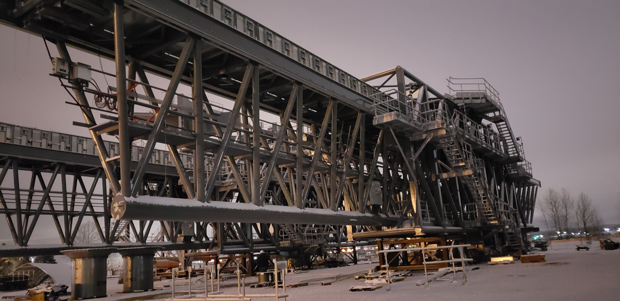 STRUCTURAL STEEL COMPANY IN VANCOUVER WASHINGTON
