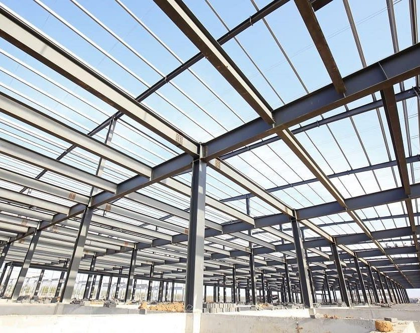 structural steel company in oregon